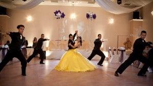 quinceanera dance